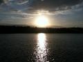 Sol nedgång